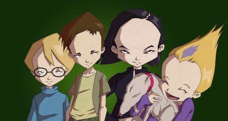 Séries TV & Nostalgie - Code Lyoko