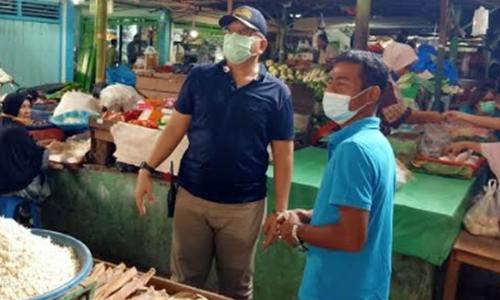 Dampak Covid-19, Dinas Perdagangan Padang Hanya Targetkan 50 Persen Penerimaan Retribusi Tahun Ini