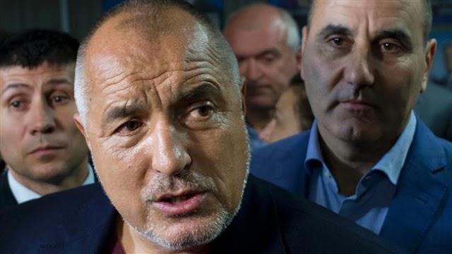 Bulgaria prime minister Boyko Borisov resigns as opposition wins presidency