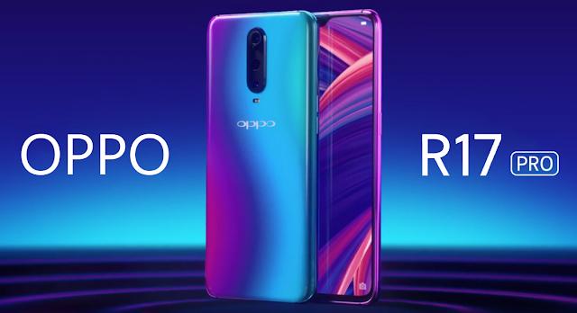 performance kembali ikut meramaikan pasar gadget di Tanah Air Harga dan Spesifikasi Oppo R17 Pro