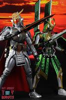 SH Figuarts Kamen Rider Zangetsu Kachidoki Arms 56