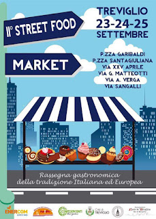 Street Food Market 23-24-25 settembre Treviglio (BG)