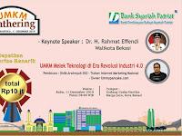 UMKM Gathering Kota Bekasi Desember 2019