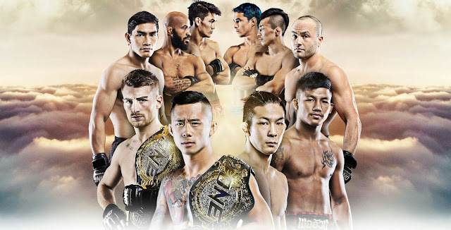 One Championship 99 : Dawn Of Heroes