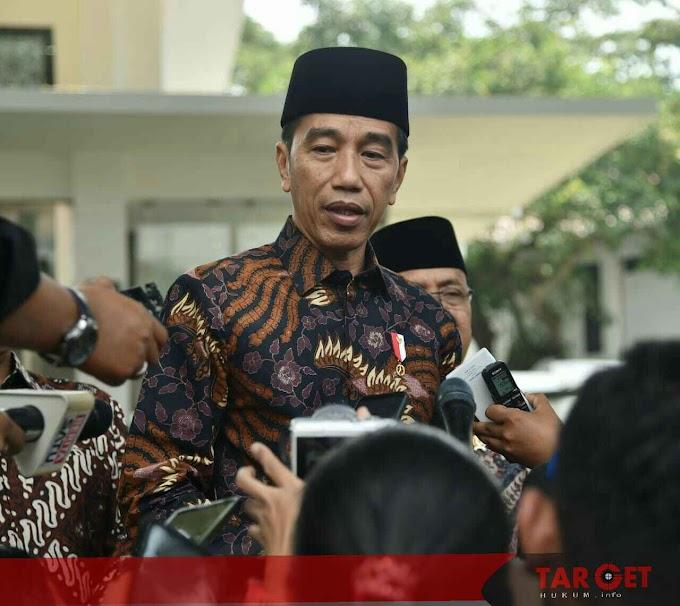 Presiden Jokowi Berbelasungkawa Atas Meninggalnya Dua Mahasiswa di Kendari