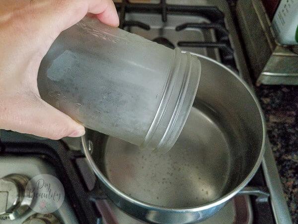 steam jars