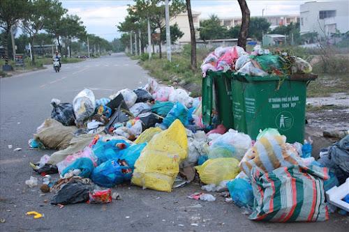 bất cập trong việc xử lý rác thải tại đô thị