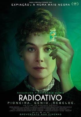 Marjane Satrapi e Rosamund Pike Contam a História de Marie Curie em Radioativo
