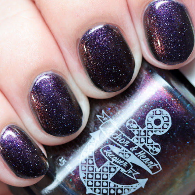 Anchor & Heart Lacquer So Much Sexy Face
