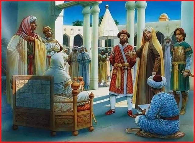 ما كان رد الإمام الحسن البصري والإمام الشعبي علي مخالفة والي العراق لأوامر أمير المؤمنين وقتها ؟