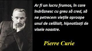 Citatul zilei: 15 mai - Pierre Curie