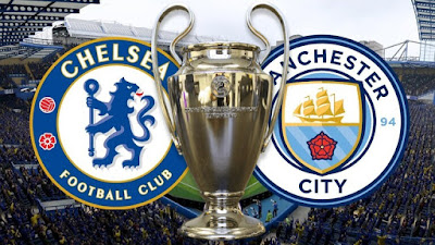موعد مباراة مانشستر سيتي وتشيلسي ضمن نهائي دوري أبطال أوروبا