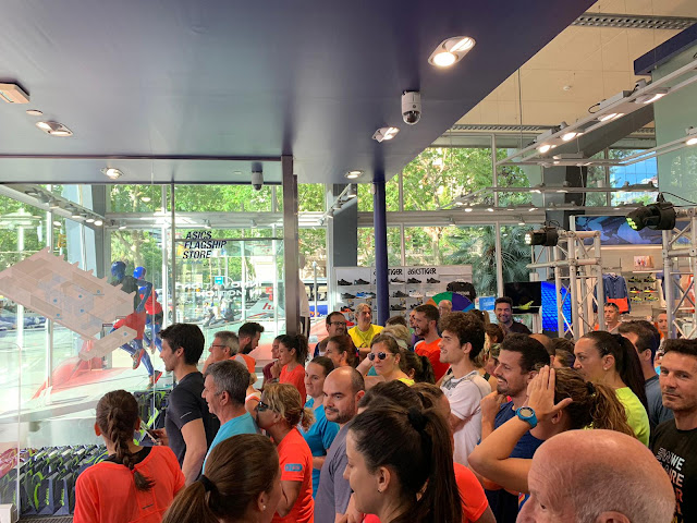 Asics Global Running Day