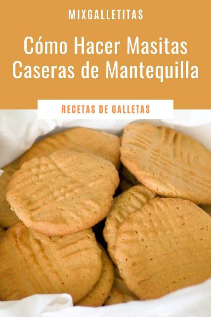 CÓMO HACER MASITAS DE ¡MANTEQUILLA CUBIERTAS DE CHOCOLATE !