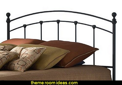Fashion Bed Group Sanford headboard in Matte Black Finish