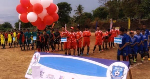Kumpulan Proposal Turnamen Sepak Bola Terbaru Kosngosan