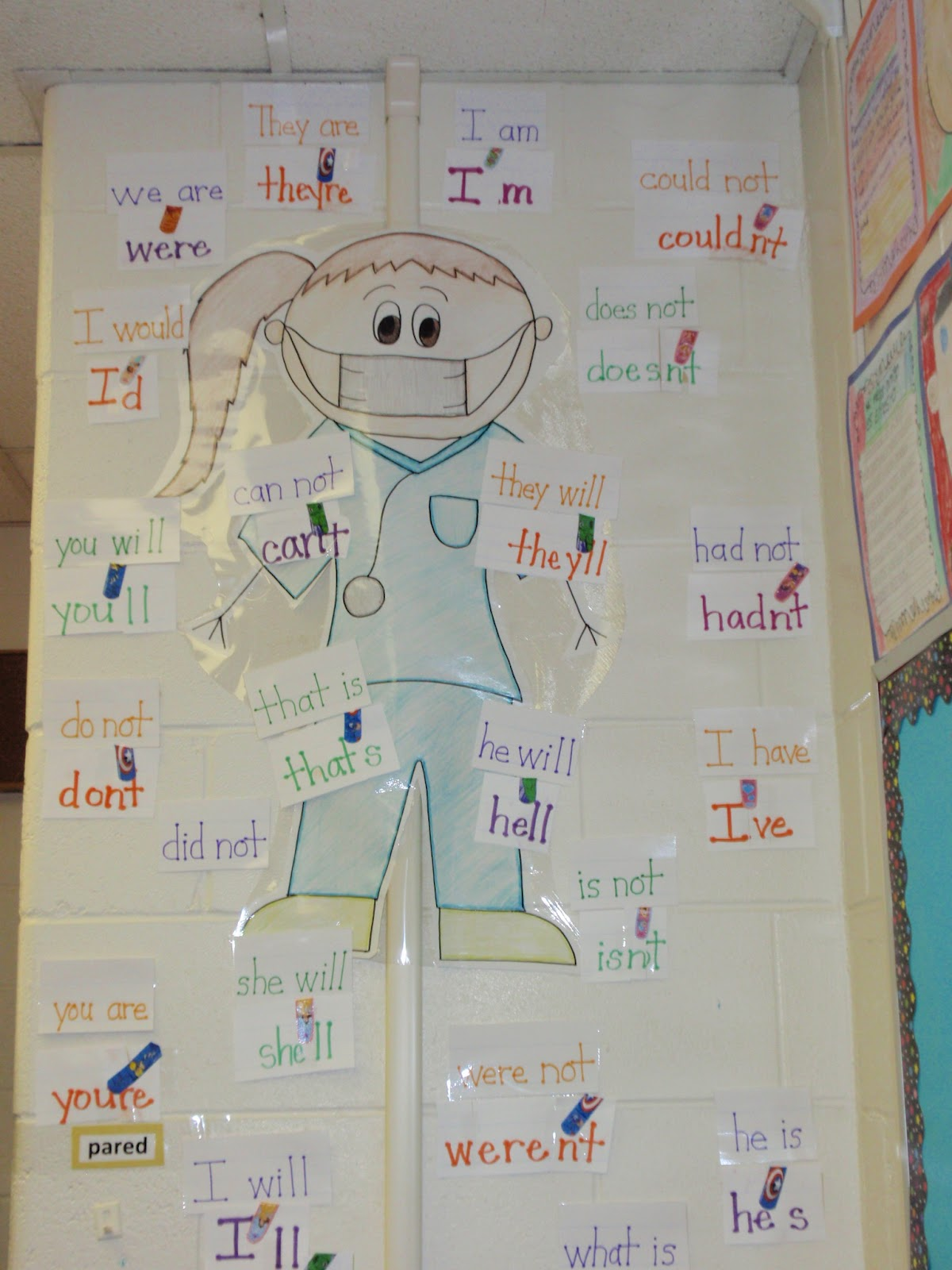 Mrs Castro S Class Liebster Award Compound Words
