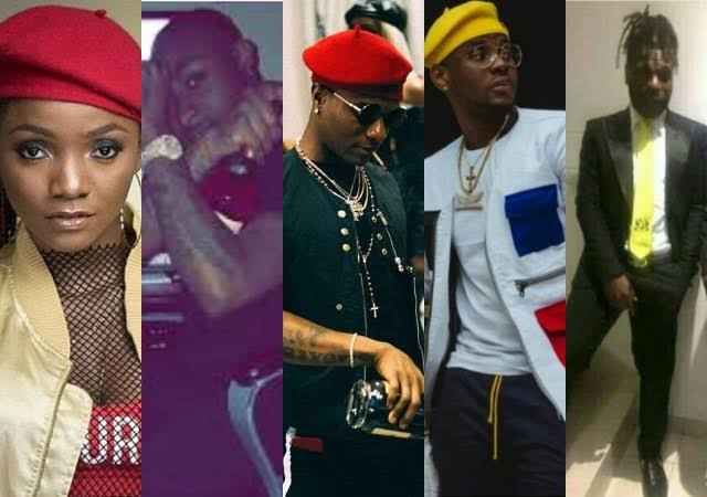 Popular Celebrities That Are Allegedly Cultist – Including Wizkid, Davido, Burnaboy And 2Face (See Details)