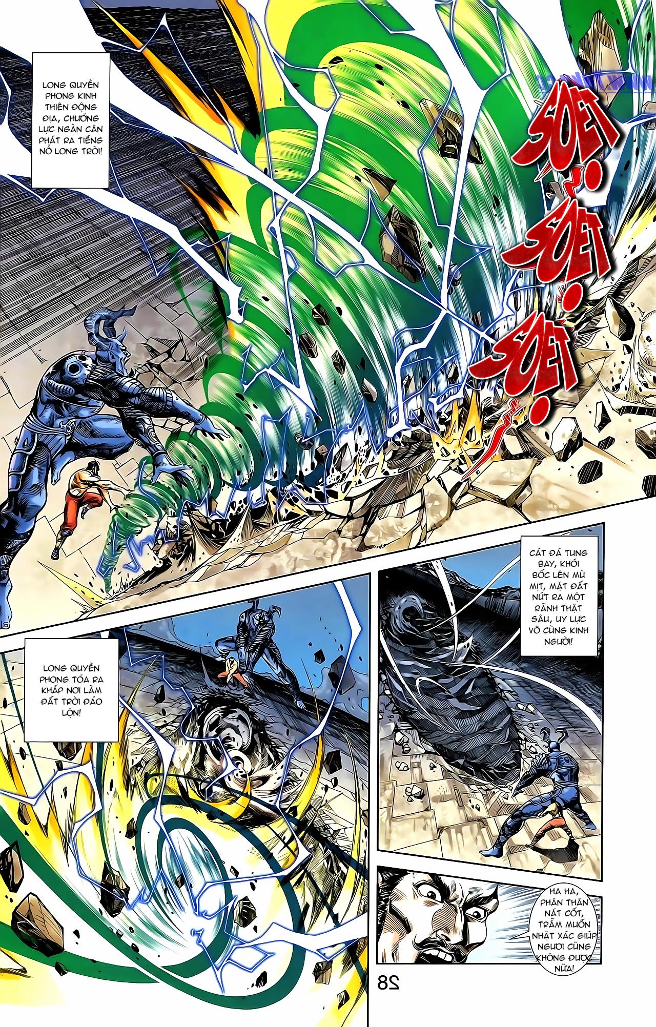 Cơ Phát Khai Chu Bản chapter 162 trang 7