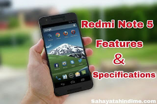 Redmi-Note-5-Full-features-&-Specification-and-Price-in-india