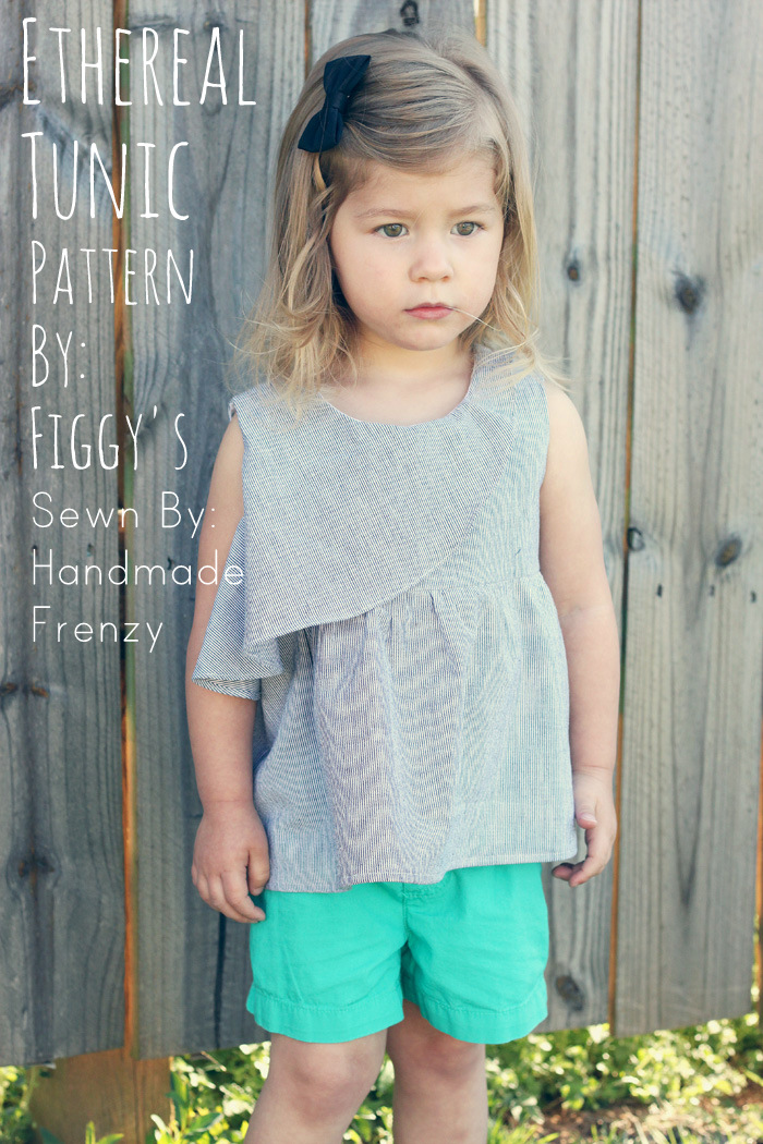 Ethereal Tunic - Pattern by Figgy's