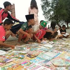 Profil Perpustakaan Desa Pintar, Desa Temon Wetan, Kulonprogo Yogyakarta