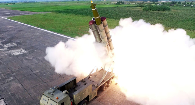 واشنطن: سنتخذ إجراءات مناسبة في حال أطلقت بيونغ يانغ صواريخ باليستية