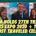 PTAA Travel Tour Expo 2020 and Release of Their List of Too 10 MostTraveled Celebs