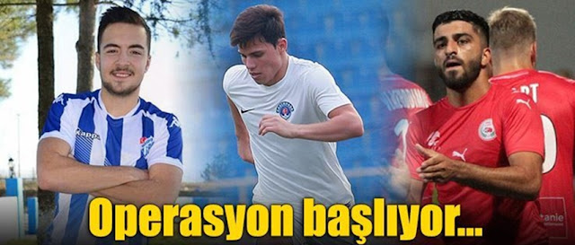 Galatasaray'da yerli operasyonu!
