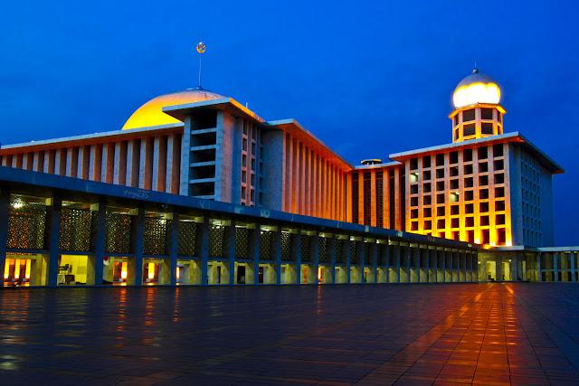 Masjid Istiqlal Jakarta,