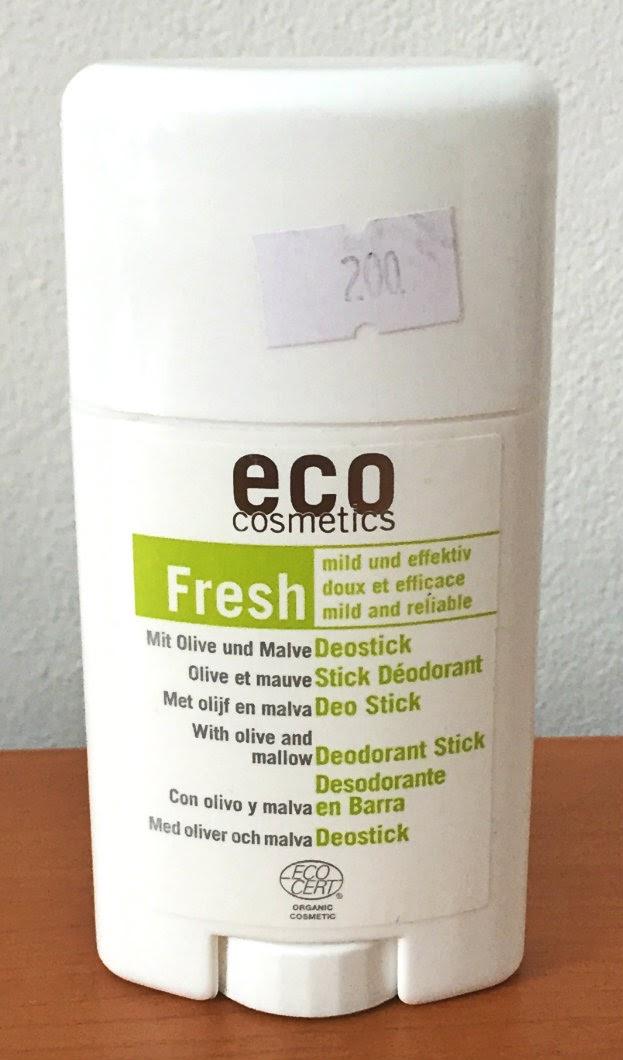 eco cosmetics deodorant