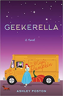 #BookReview: Geekerella by Ashley Poston