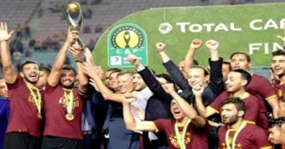 صحيفة مغربية: الكاف يقرر إعادة مباراة الترجي والوداد بمصر وبدون جمهور