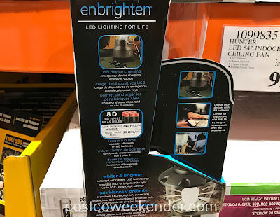 Enbrighten LED Lantern: a necessity for any camping trip