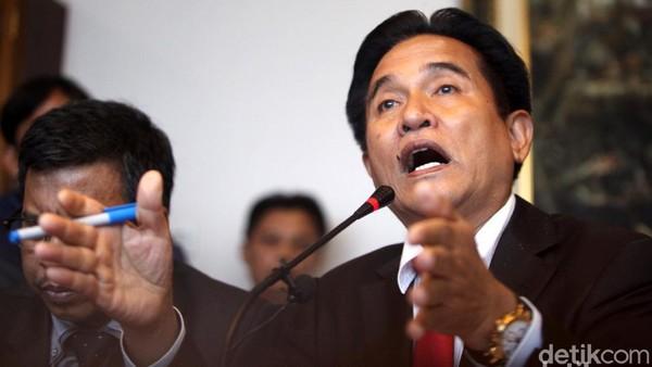 Silat Lidah Yusril Vs 2 Elite PD hingga Seret SBY