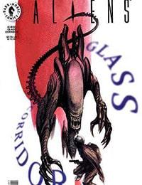 Aliens: Glass Corridor Comic