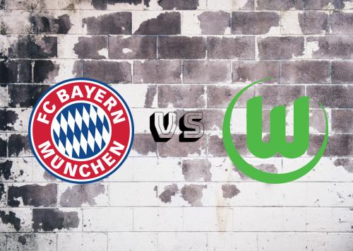 Bayern München vs Wolfsburg  Resumen y Partido Completo