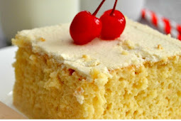 The Best (And Easiest) Tres Leches Cake