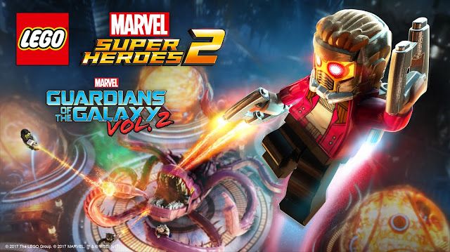 Lego Marvel Super Heroes 2 lanza DLC de Guardianes de la Galaxia Vol. 2