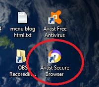 Antivirus untuk melindungi internet banking