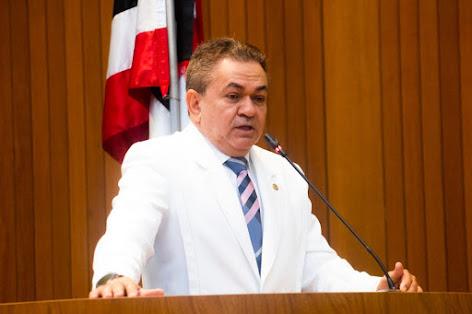 Deputado Antônio Pereira agradece ao Governo por benefícios para a população de Amarante e da Região Tocantina!!!