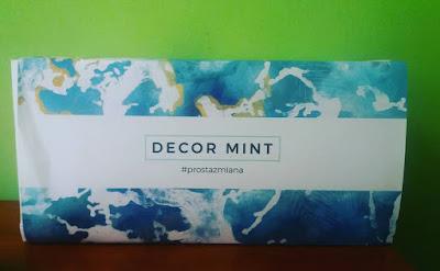 Decor Mint - Fototapety samoprzylepne i nie tylko