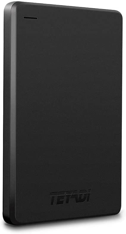 Review TEYADI 2.5 1TB Ultra Slim External Hard Drive