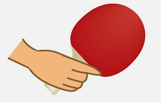 Shakehand Grip Backhand