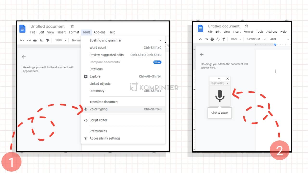 Merangkum Youtube dengan Google Docs