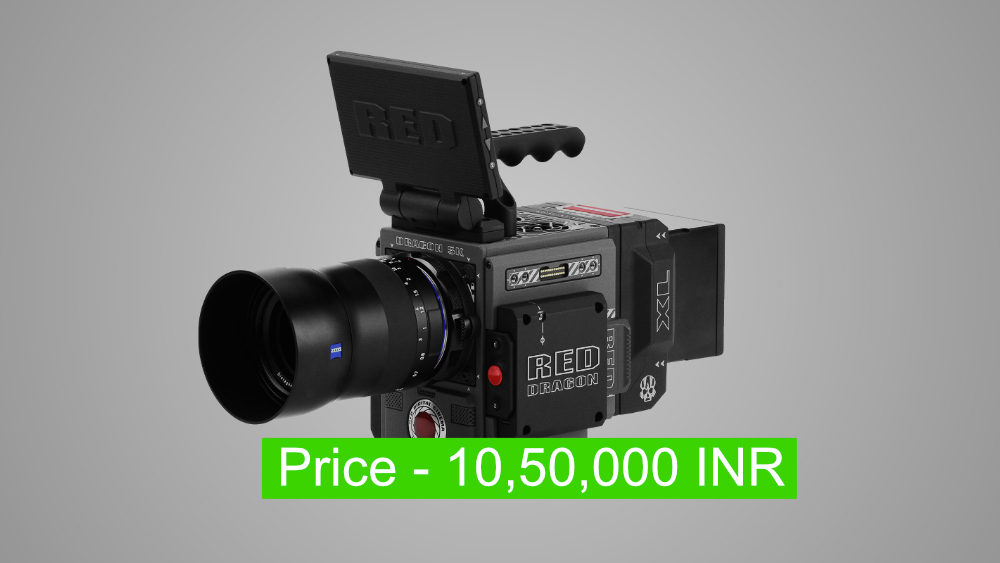 Red Camera - Red DSMC2 Brain - Specs - Review - Price in India
