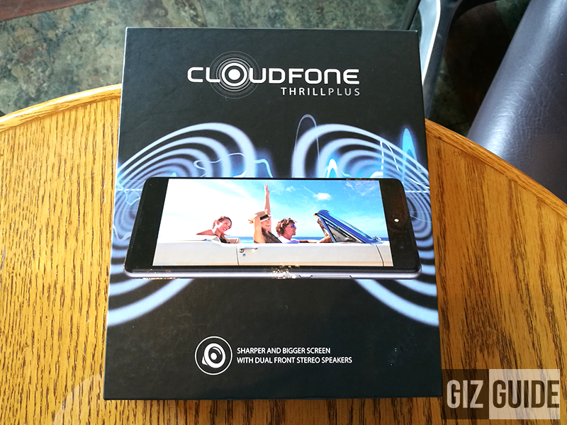 CloudFone's improved box