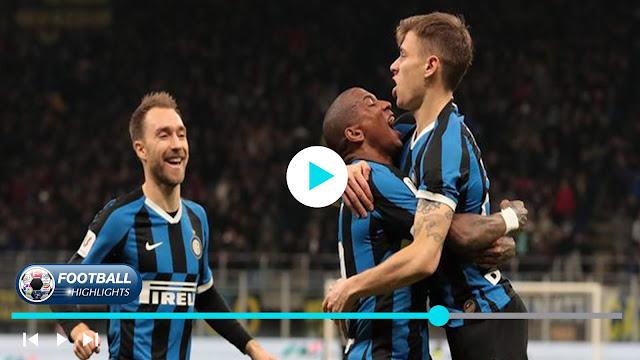 Inter vs Fiorentina – Highlights