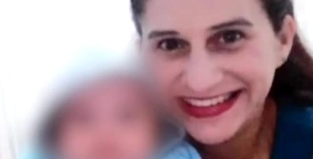 Corpos de mãe e bebê desaparecidos são achados em SC, e ex-companheiro de mulher confessa envenenamento