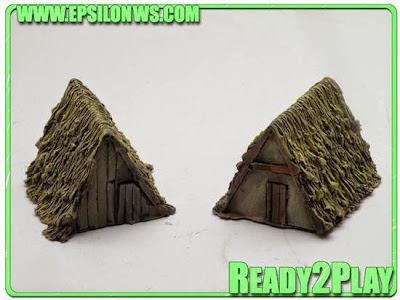 Two 10mm Dark Age Barns Available From Epsilon